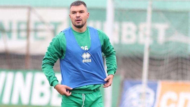 Божинов: ЦСКА дава заявка за титлата