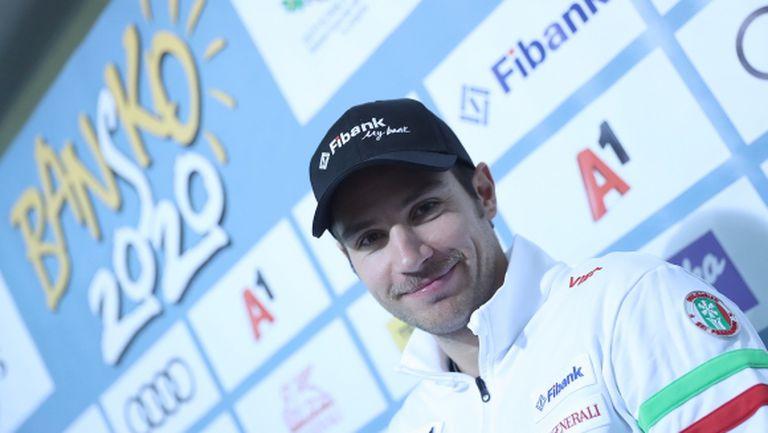 Радо Янков: Тренирах с най-добрите германски състезатели