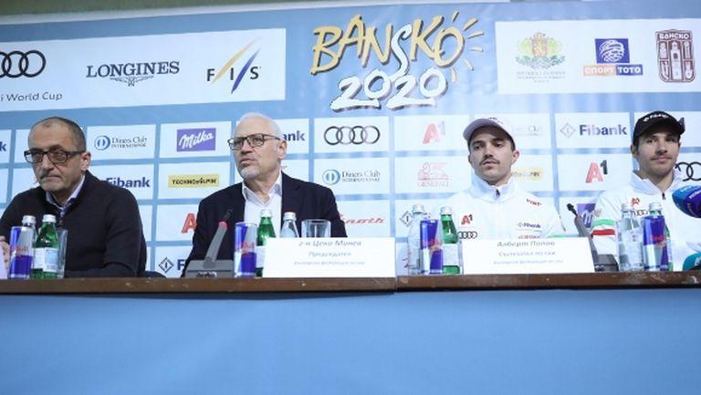 Цеко Минев: Стартът в Банско ще е събитието на 2020 година