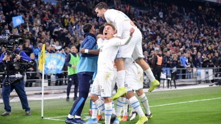 Късна драма с щастлив финал за Марсилия