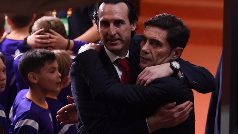 В Испания спрягат Марселиньо за Арсенал
