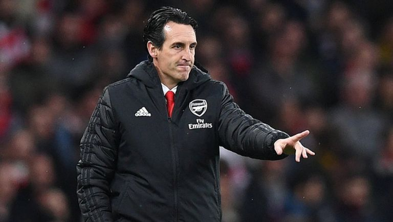 Трогателното сбогуване на Емери с Арсенал