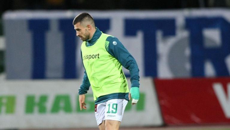 Александър Василев: Треньорът иска да бъдем по-агресивни в защита