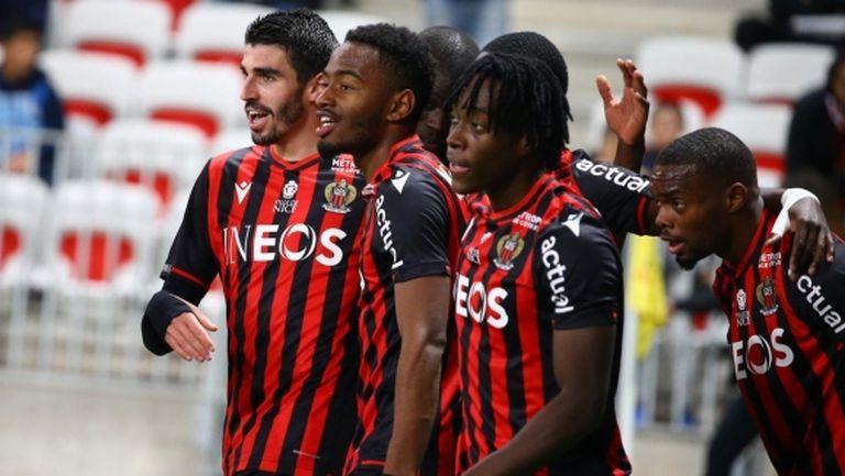 Ница най-после записа победа срещу Анже