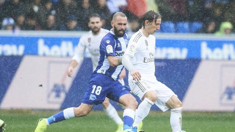 Бивш играч на Барса е горд с обидата си към Реал Мадрид