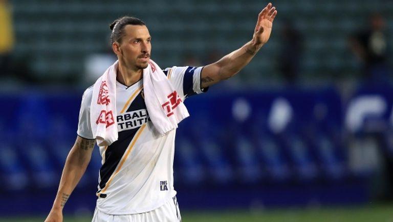 Милан се надява да обяви Ибрахимович на юбилея си