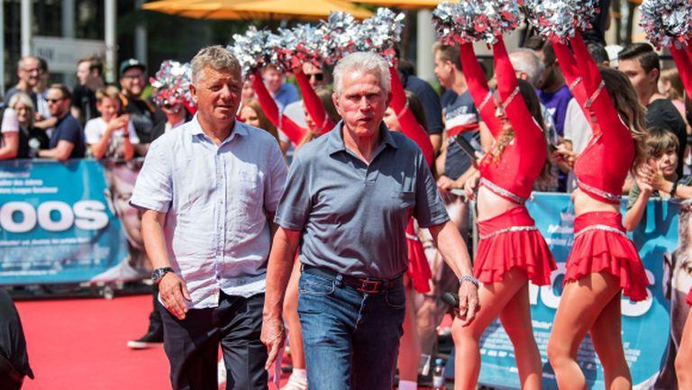 Хайнкес даде съвет на Байерн за старши треньор