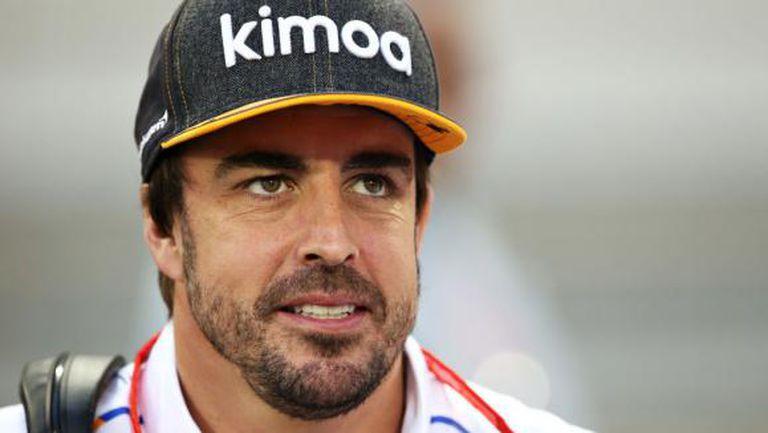 Фернандо Алонсо все още мисли за Ф1 и ще се бори в Инди 500 през 2020