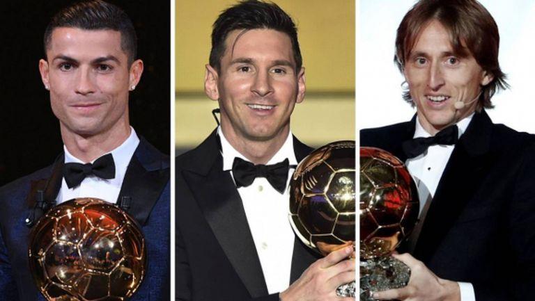 """""""Златната топка"""" е за футболист от Ла Лига за 11-а поредна година"""