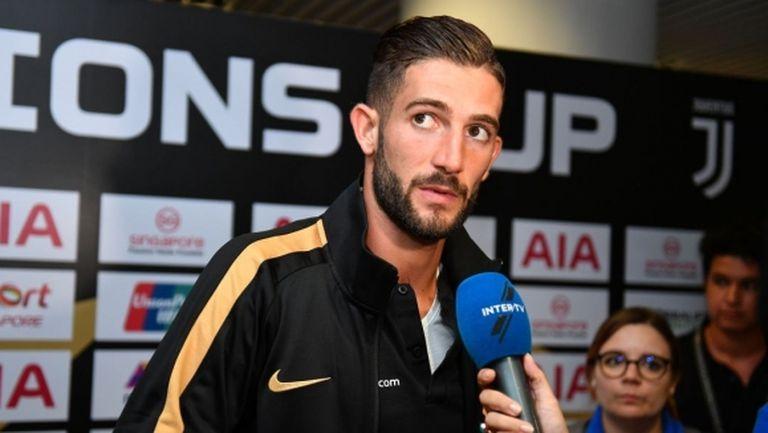 Интер без Галярдини срещу Рома