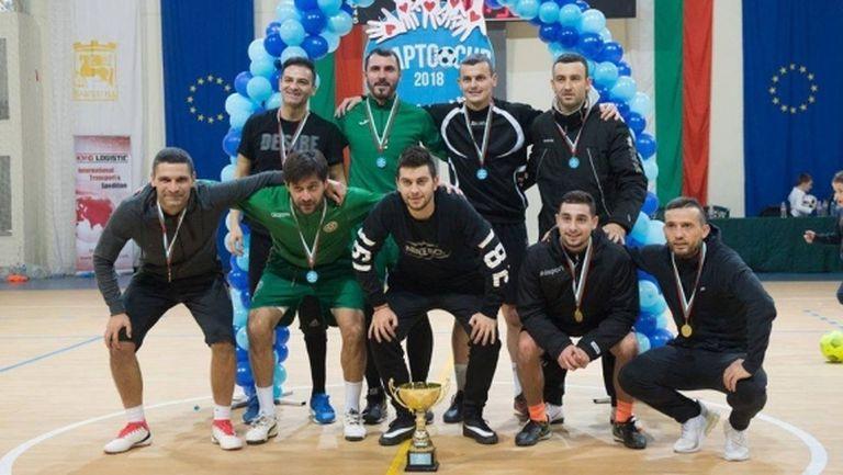 ScaptoCup2019 отново събира футболни звезди в Благоевград