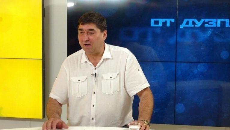 Борислав Кьосев: Защо да не се кандидатирам за президент?!