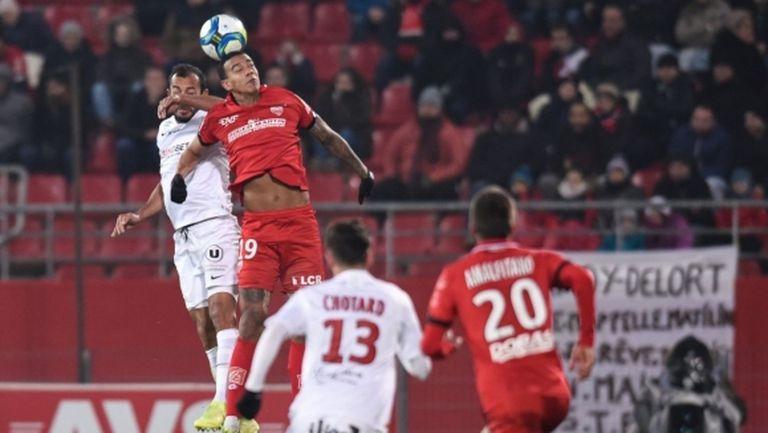 Монпелие изпусна победата срещу Дижон