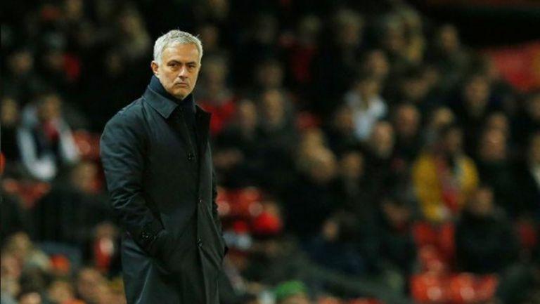 Моуриньо: Юнайтед играе силно срещу по-добрите отбори
