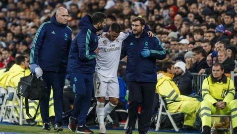 Нови изследвания: Азар със сигурност отпада за Ел Класико, Марсело също е с травма