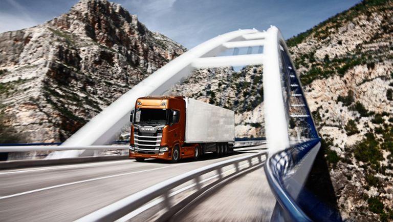 Пътят на храната - една история с участието на Scania