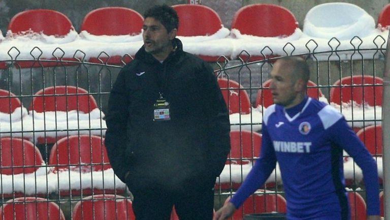 Треньорът на Етър: Имахме нужда от победа