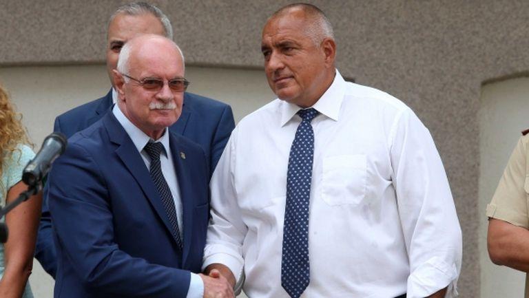 Борисов каза защо Лудогорец върви нагоре, а Левски не постига резултати