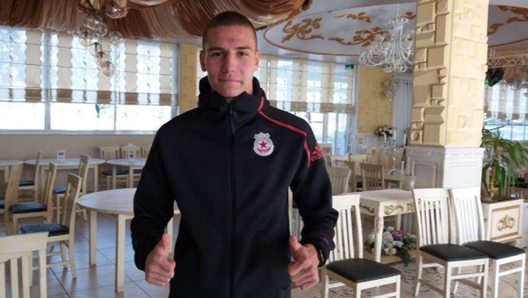 Вальо Антов се присъедини към тима