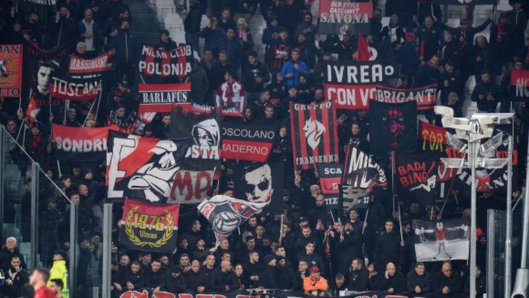 Ужасно! Привърженик на Милан наръган с нож след мача с Болоня