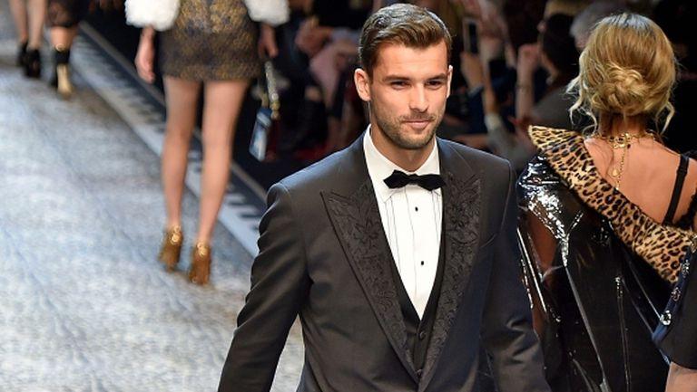 Григор Димитров се похвали с подарък от Versace
