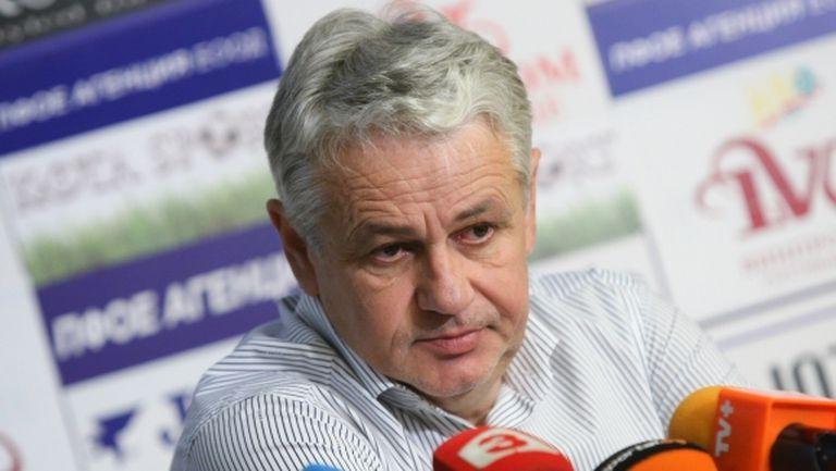 Стойчо Стоев: Ще бъде труден мач, но се надявам Лудогорец да продължи (видео)