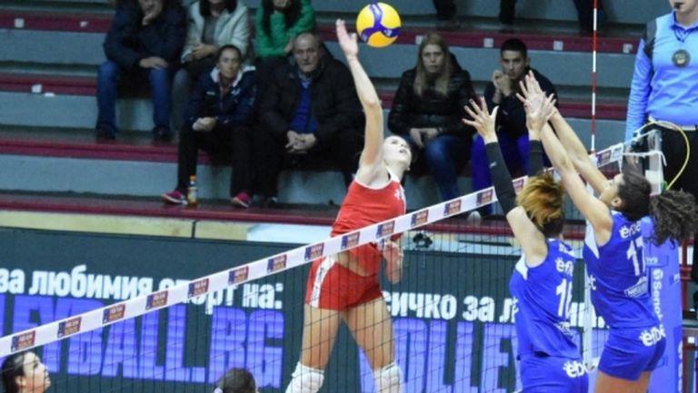 Казанлък и София ще бъдат домакини на два допълнителни турнира в НВЛ при жените