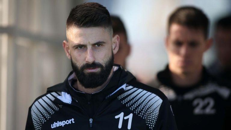 Димитър Илиев: Гордея се, че съм юноша на Локомотив, изпращам една от най-силните си години