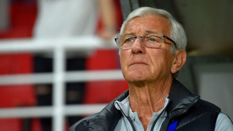 Липи: Ювентус не са в криза, загубиха само един мач