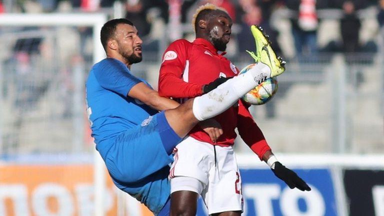 БФС прости на звездата на ЦСКА-София, той ще играе срещу Левски