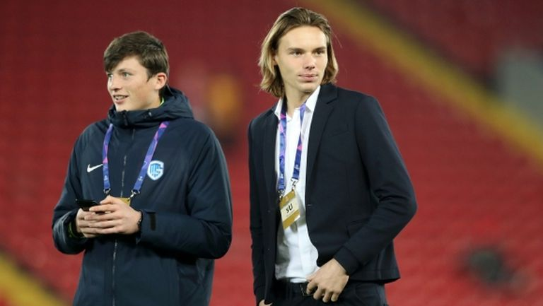 Стражът на Генк с рекорд в ШЛ, измести Ники Михайлов от топ 3 на най-младите вратари в турнира
