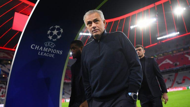 Моуриньо: Никой няма да иска да играе срещу нас