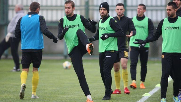 Ботев (Пд) играе 5 контроли през зимата, отива за 12 дни на лагер в Турция