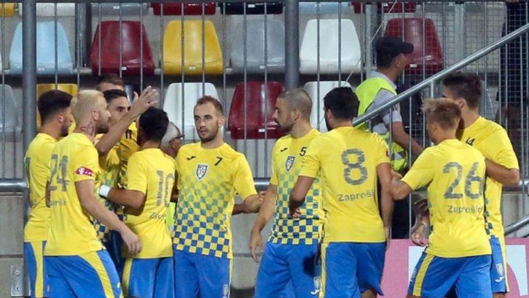 Борислав Цонев донесе точка на Интер срещу тима на бивш халф на ЦСКА (видео)