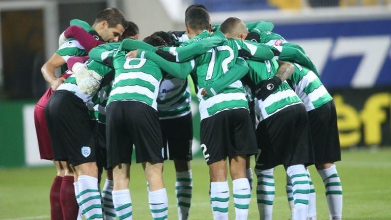 Черно море попълни групата с юноши за мача с Арда