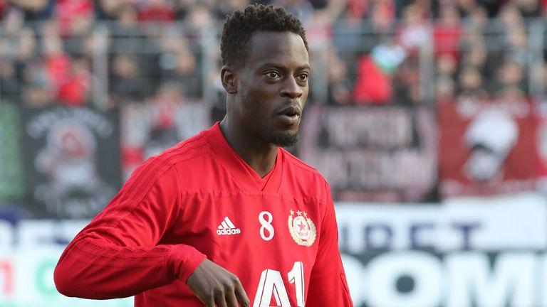 Бивш нападател на ЦСКА - София е разочарован, че не играе за Гана