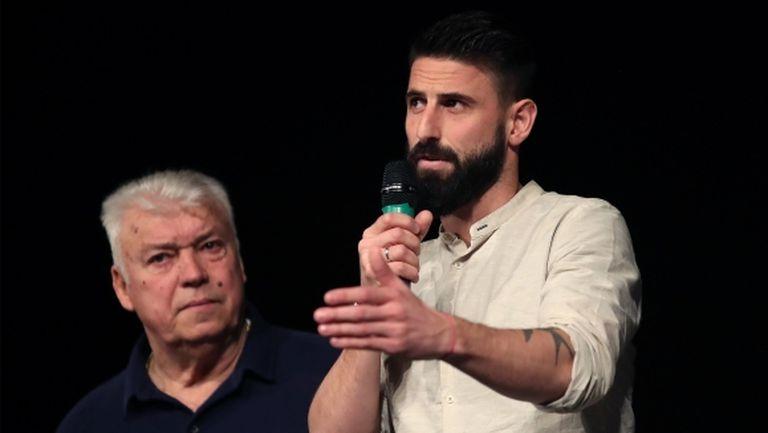 Димитър Илиев: Не мога да опиша емоцията, която изживяхме тази година
