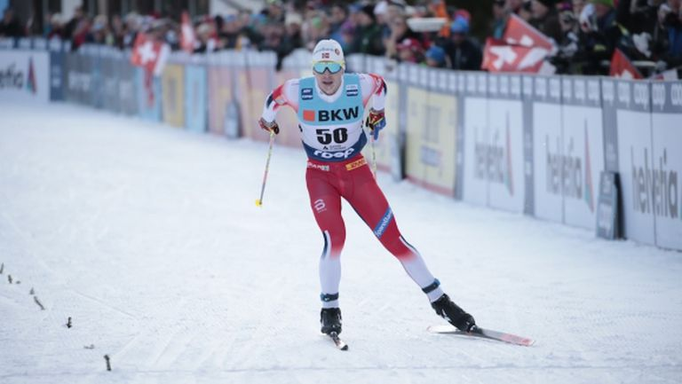 Крюгер с втора победа за Световната купа по ски-бягане