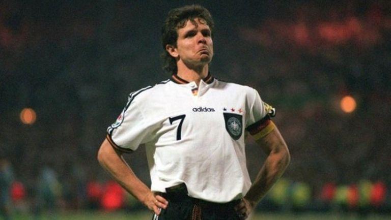 Анди Мьолер: На Евро'96 си правехме сметка, че на 1/2-финала ще играем с България