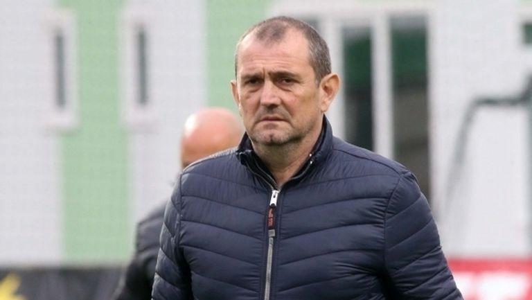 Загорчич: Треньорите сме друг тип хора, уважаваме се