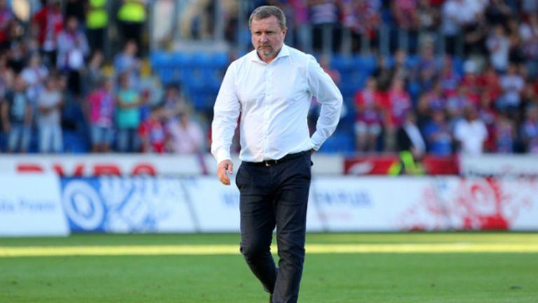 Новият наставник на Лудогорец е разбивал с 5:0 Наполи на същата фаза на Лига Европа