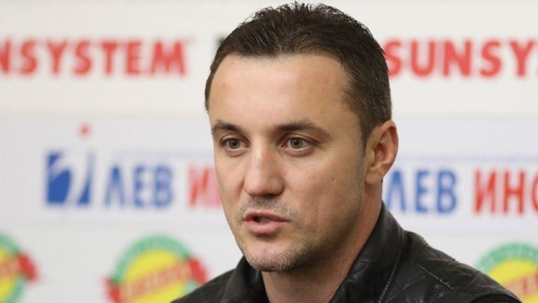 Генчев: Имаме шансове срещу Интер, не вярвам да се притесним