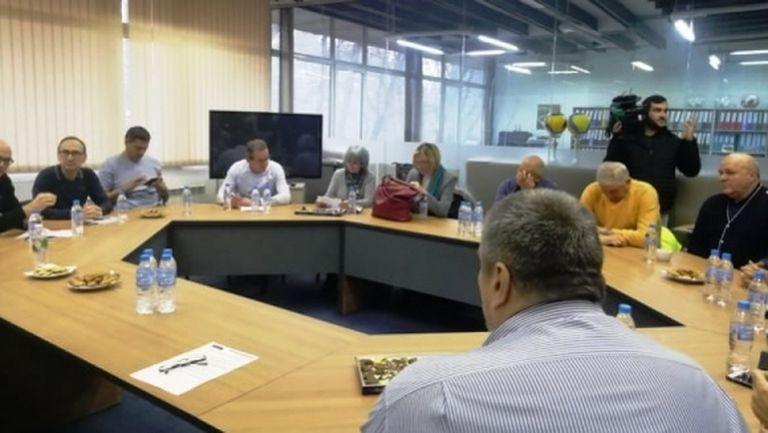 БФВ изпълни искането за свикване на Извънредно общо събрание
