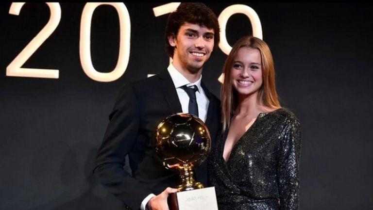 Жоао Феликс получи приза Golden Boy за най-добър млад футболист