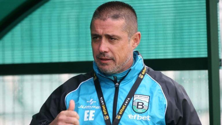 Енгибар Енгибаров вече не е треньор на Витоша (Бистрица)