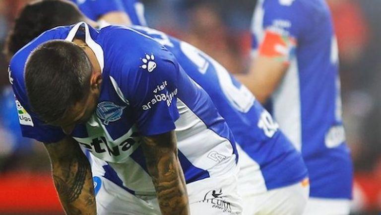Алавес пръв от елитните отбори отпадна от Купата на краля