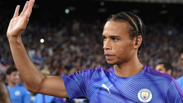 Сане настоява за трансфер в Байерн още през януари