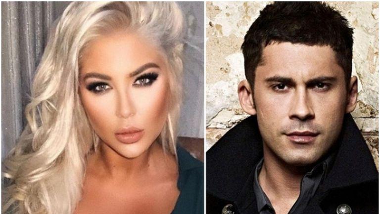 Забъркаха Андреа в любовна афера с румънска звезда, тя отрича