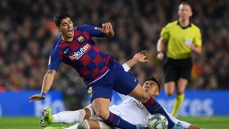 Ел Класико разочарова с 0:0, Реал Мадрид игра силно и поиска две дузпи (видео + галерия)