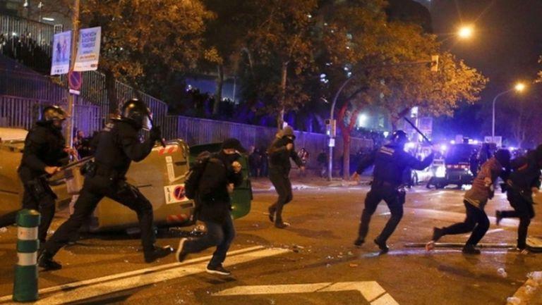 Ексцесии в Барселона, поне 21 са ранени